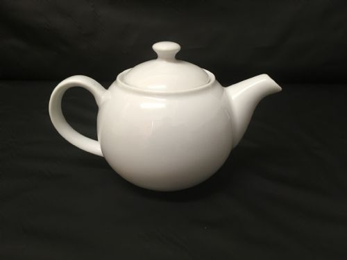 Breakfast Teapot Round
