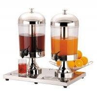 JUICE DISPENSER DOUBLE 2 X 8 LTR