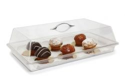 Rectangle Cake Display Box With Lid