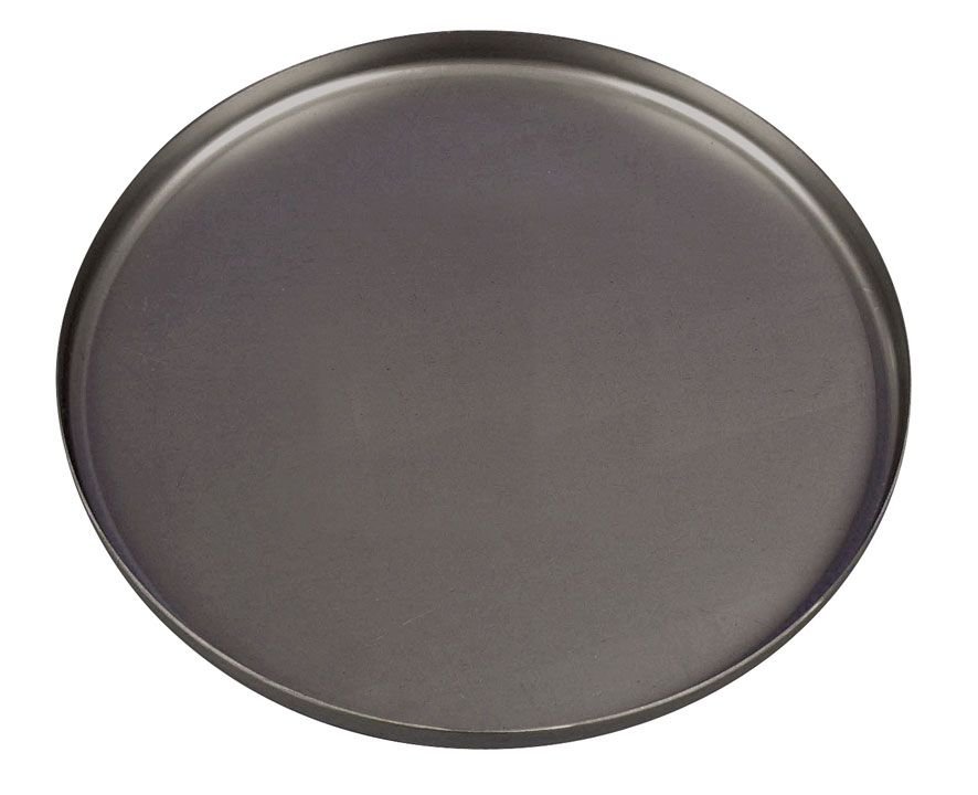 Samuel Groves Shallow Pizza Pan - Black Iron