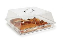 Square Cake Display Box With Lid