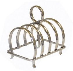 Stainless Steel Toaster Rack